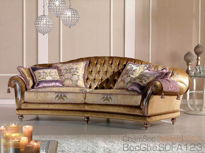 Chọn ghế sofa phòng khách với bí quyết từ chuyên gia nội thất