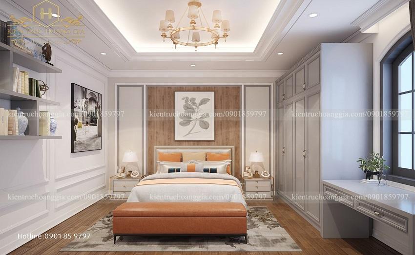 Diện tích phòng ngủ tiêu chuẩn bao nhiêu hợp lý?