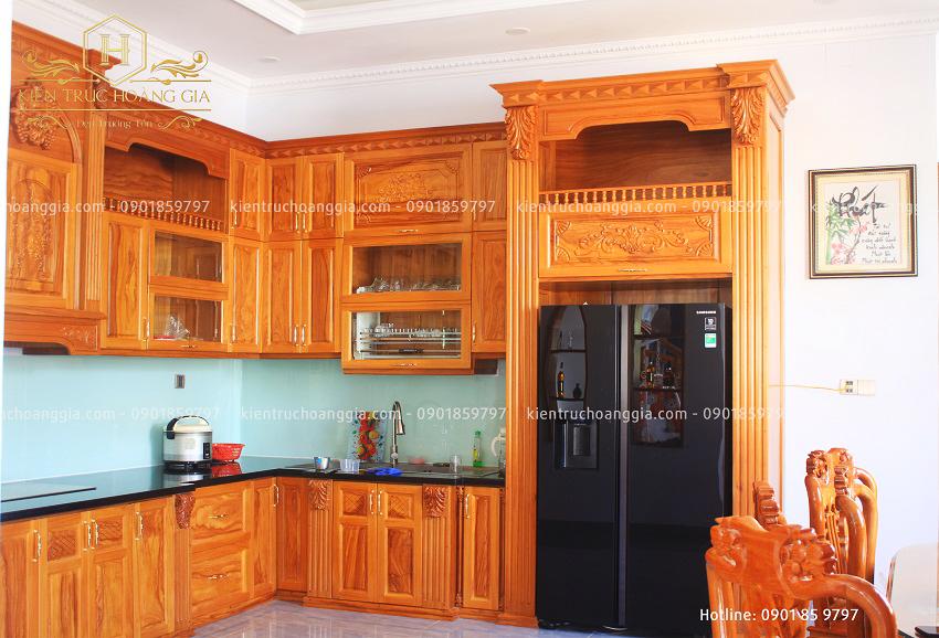 Gỗ tự nhiên và gỗ công nghiệp trong nội thất khác nhau như thế nào?