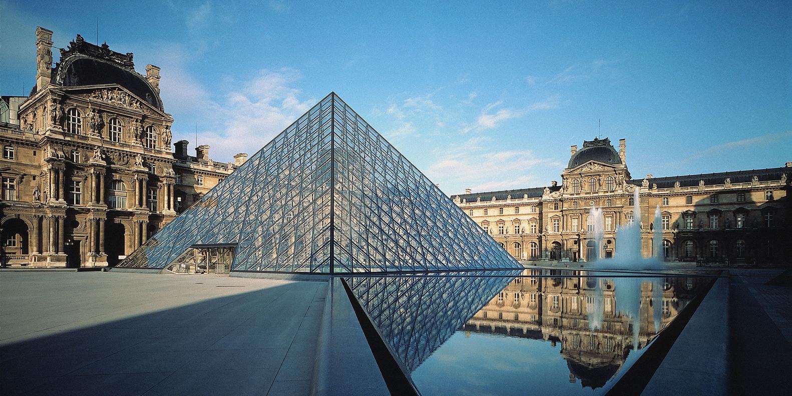 Ưu thế của kính trong kiến trúc hiện đại