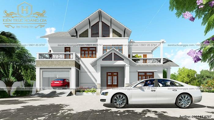 Mẫu bảng dự toán xây dựng nhà ở