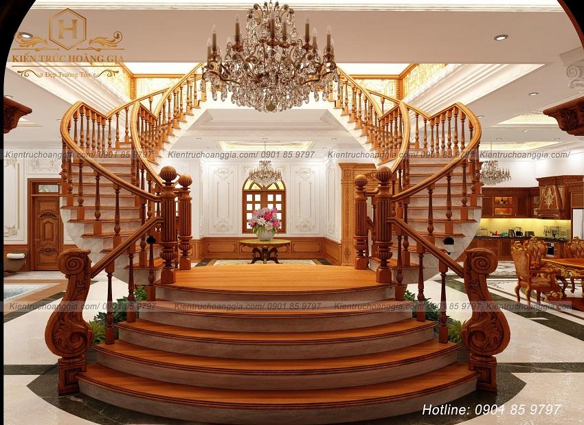 Mẫu nội thất cổ điển đẹp và những thông tin liên quan gia chủ cần quan tâm.