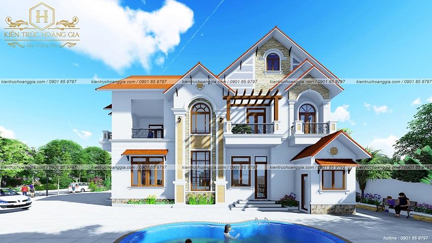 Phong cách kiến trúc tân cổ điển là gì?