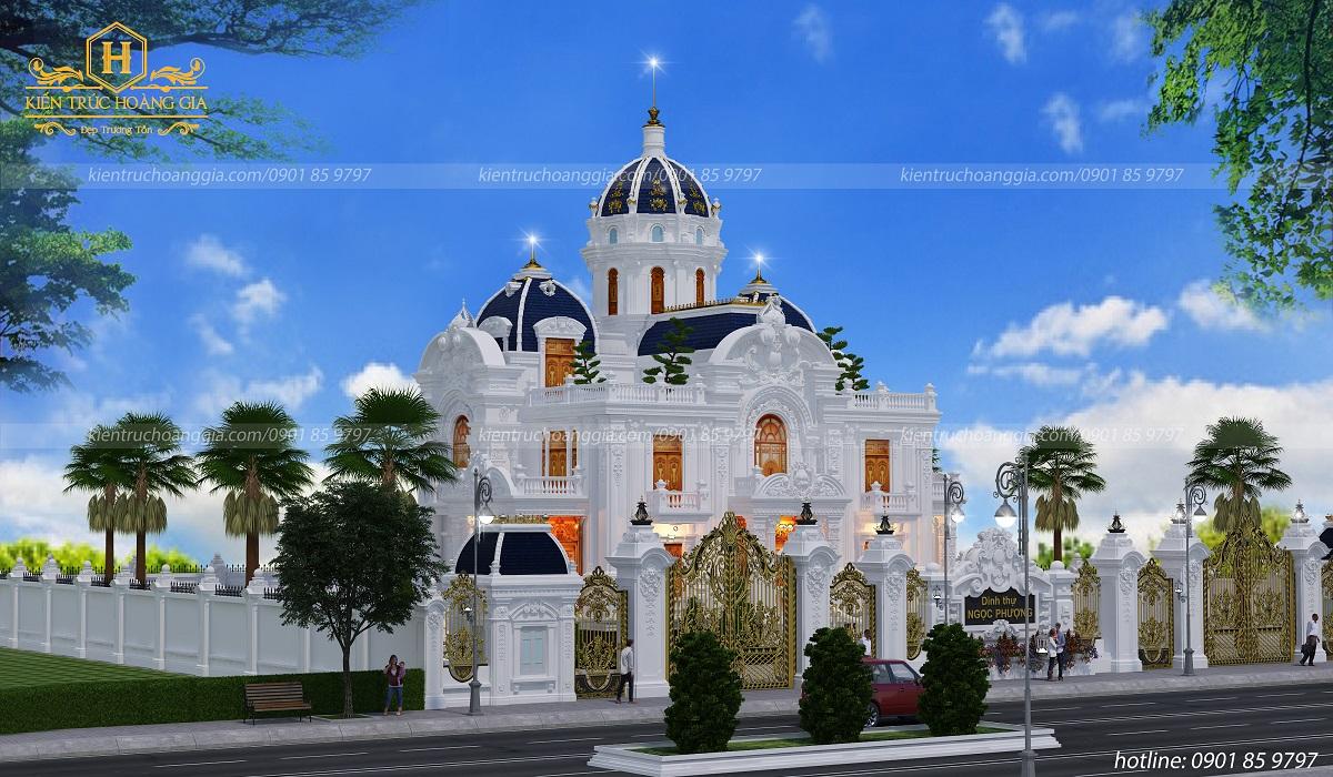 Lâu đài chị Phượng Bình Phước