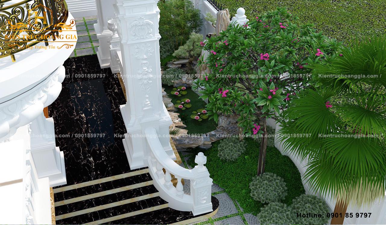 Dinh thự Phú Hương Bình Phước