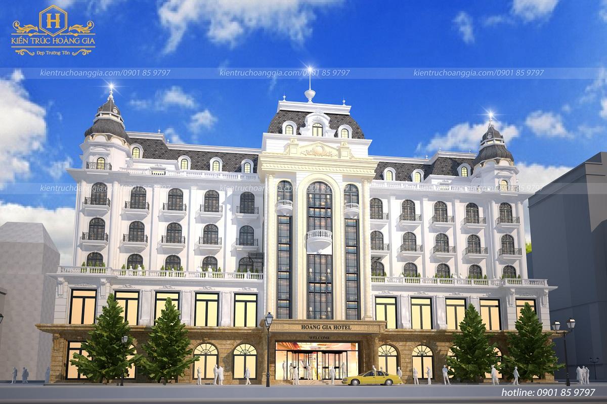 Khách sạn anh Hưng Vũng Tàu